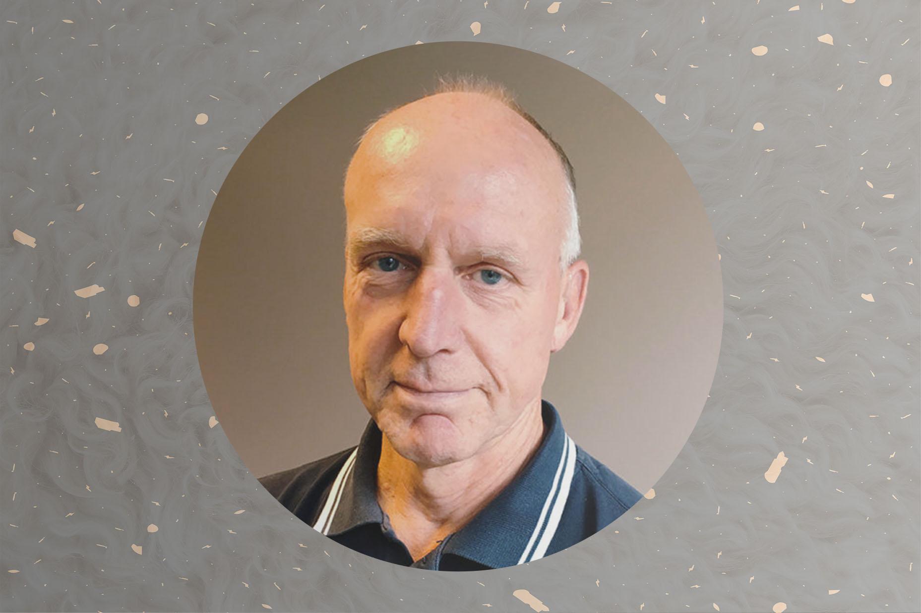 Porträtt av Alf Lindberg, HRF