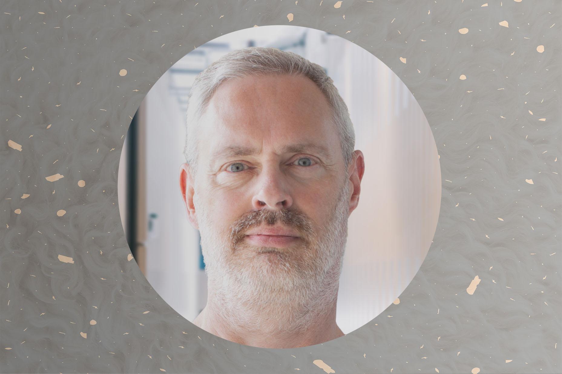 Porträttbild på Tommy Olsson, Myndigheten för Digital Förvaltning